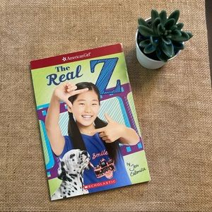 American Girl: The Real Z book